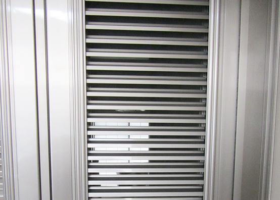SKBハウス企画ナイスウインズドアの覗き防止機能